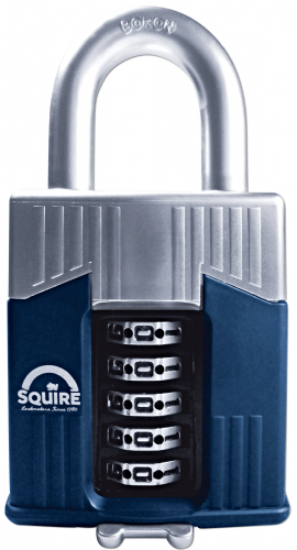Squire Warrior Combi 65 Padlock